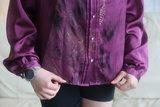 Shirt Violet Secret_