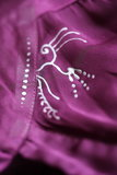 Shirt Purple Bee_