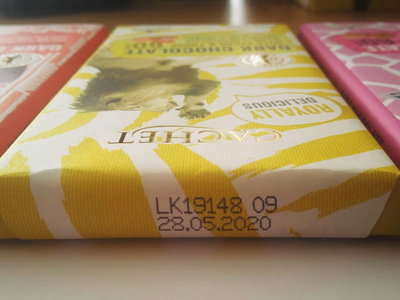 Special dark chocolade 10x180g -70%