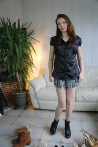 Shirt Elegant Black